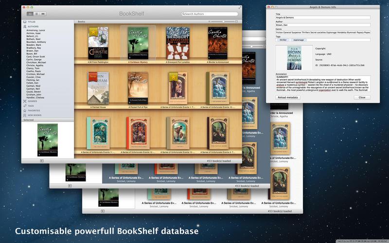Mac看書神器 BookReader for Mac