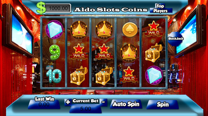 Awesome Aldo Coins 777 Screenshot on iOS