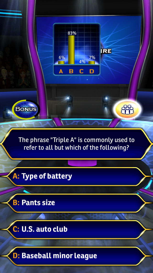 Who Wants To Be A Millionaire & Friends screenshot-3