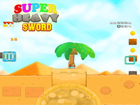 Super Heavy Sword Screenshot
