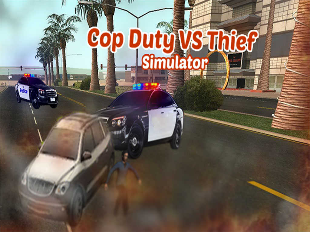 App Shopper Police Car Vs Thief Driving Amp Racing