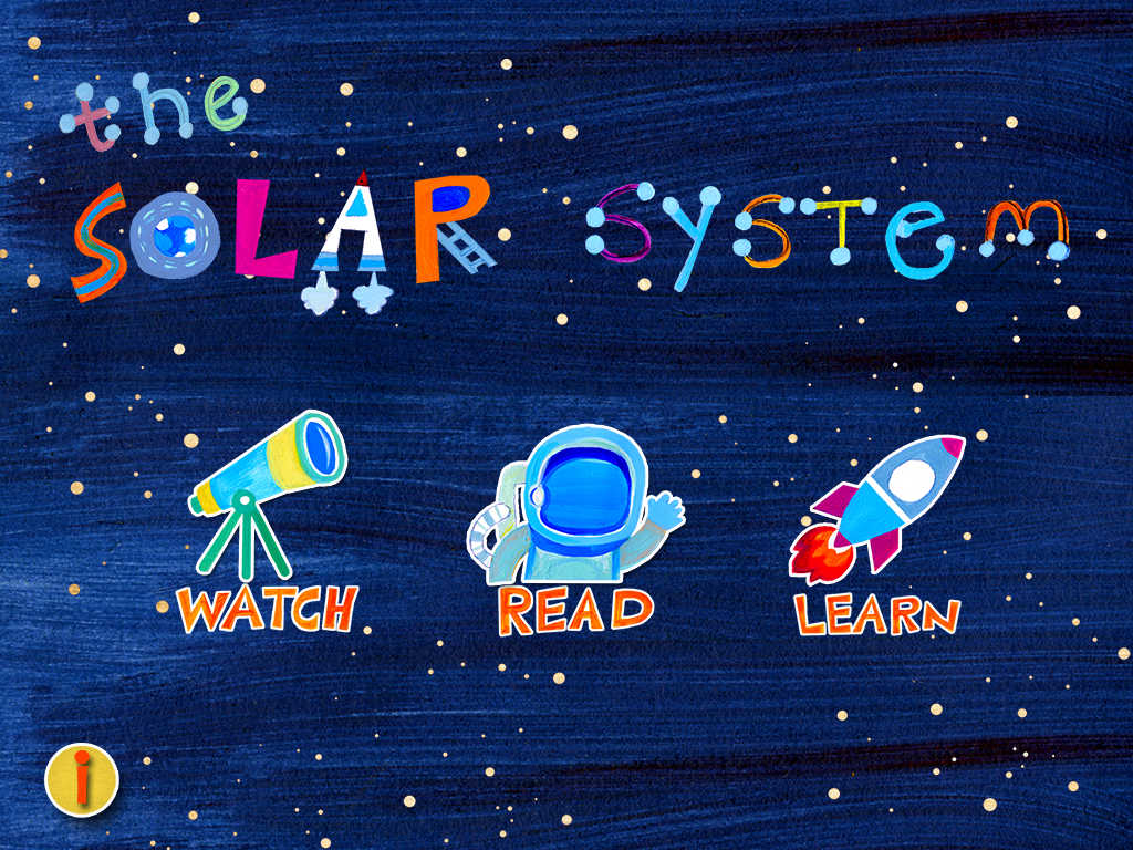 story about the solar system - photo #27