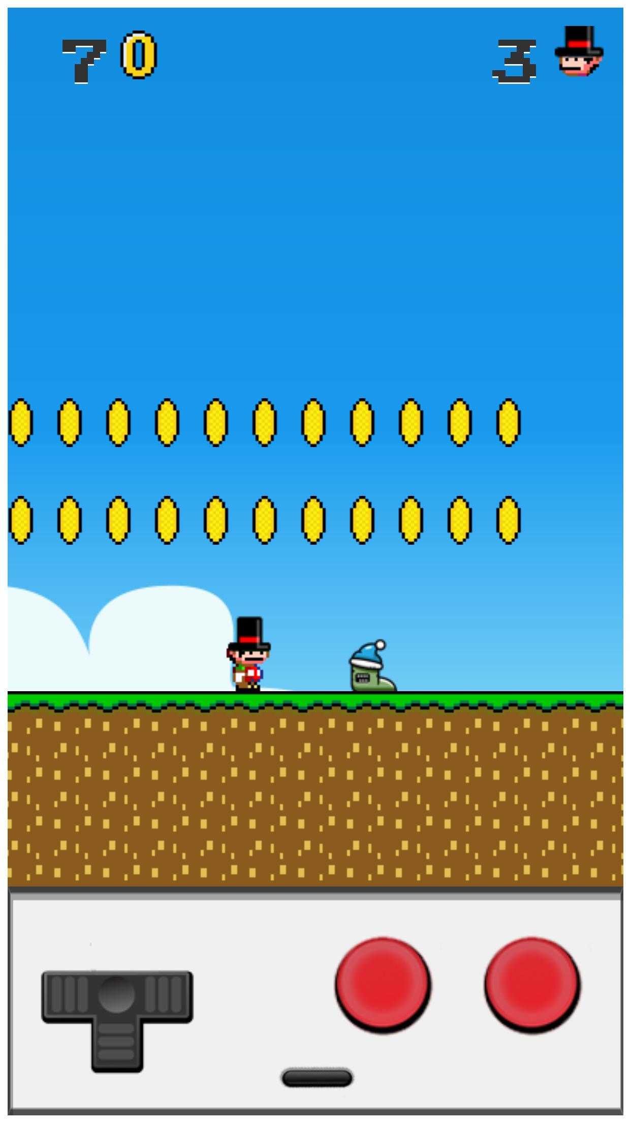 Pixel World - The Super Adventures screenshot-4