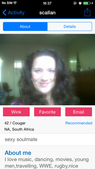 Dating apps to find cougars