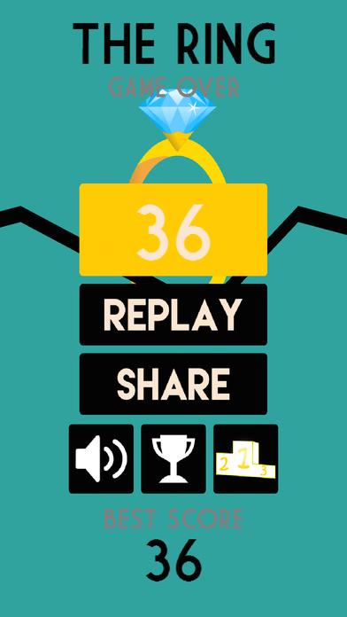 Circle Multiplayer - The Ring Dash Screenshot on iOS