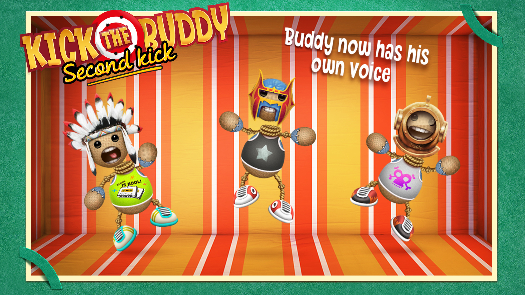 Kick the Buddy: Second Kick screenshot-3