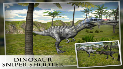 Dino Snipe Shooter – Realistic 3D Dinosaur Hunter Game Free