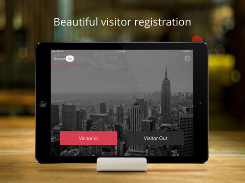 Visitor Book - Visitor Registration by SwipedOn - appPicker