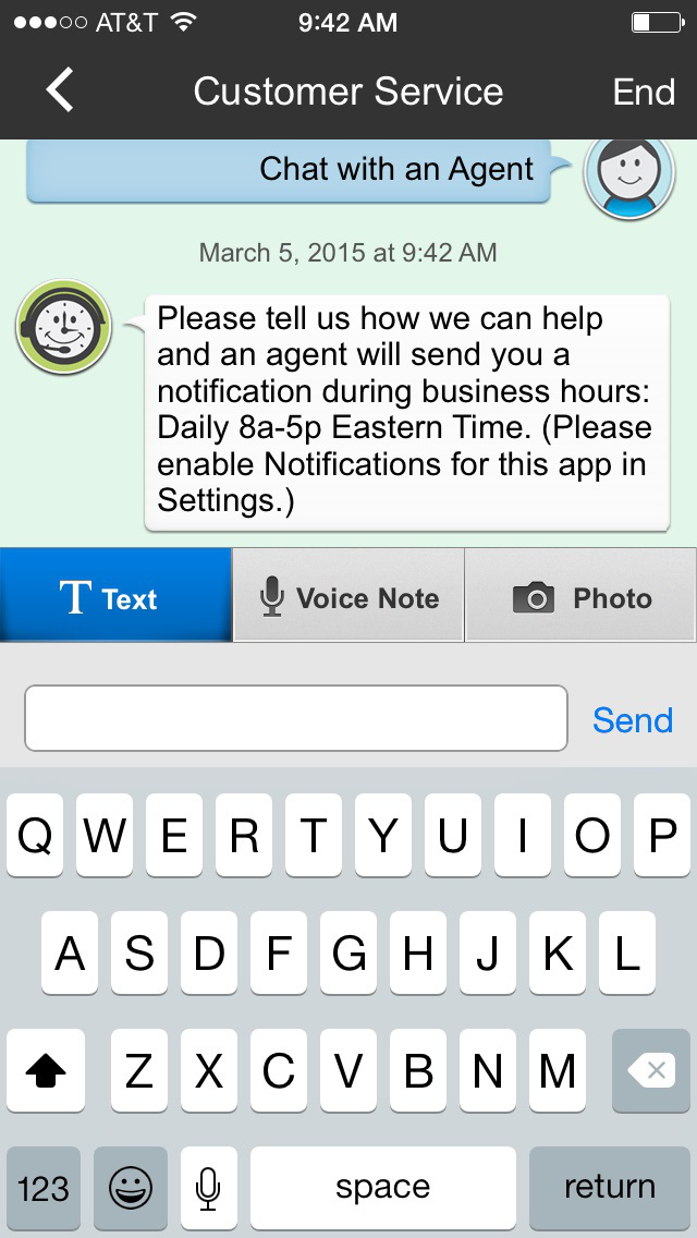 Boston Globe Customer Service (BGCS) - AppRecs