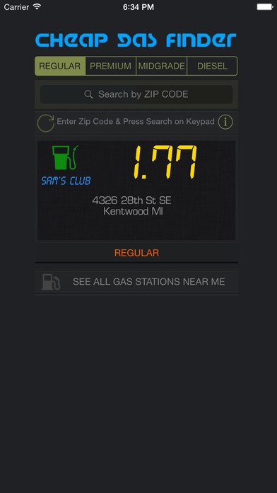 Cheap Gas Finder >> Cheap Gas Finder App Apprecs