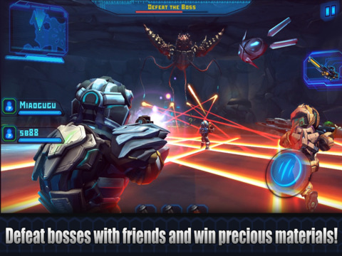 Star Warfare 2: Payback Screenshot