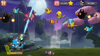 Guncat - small 2d f2p game for Mobile + UE4 Post Mortem