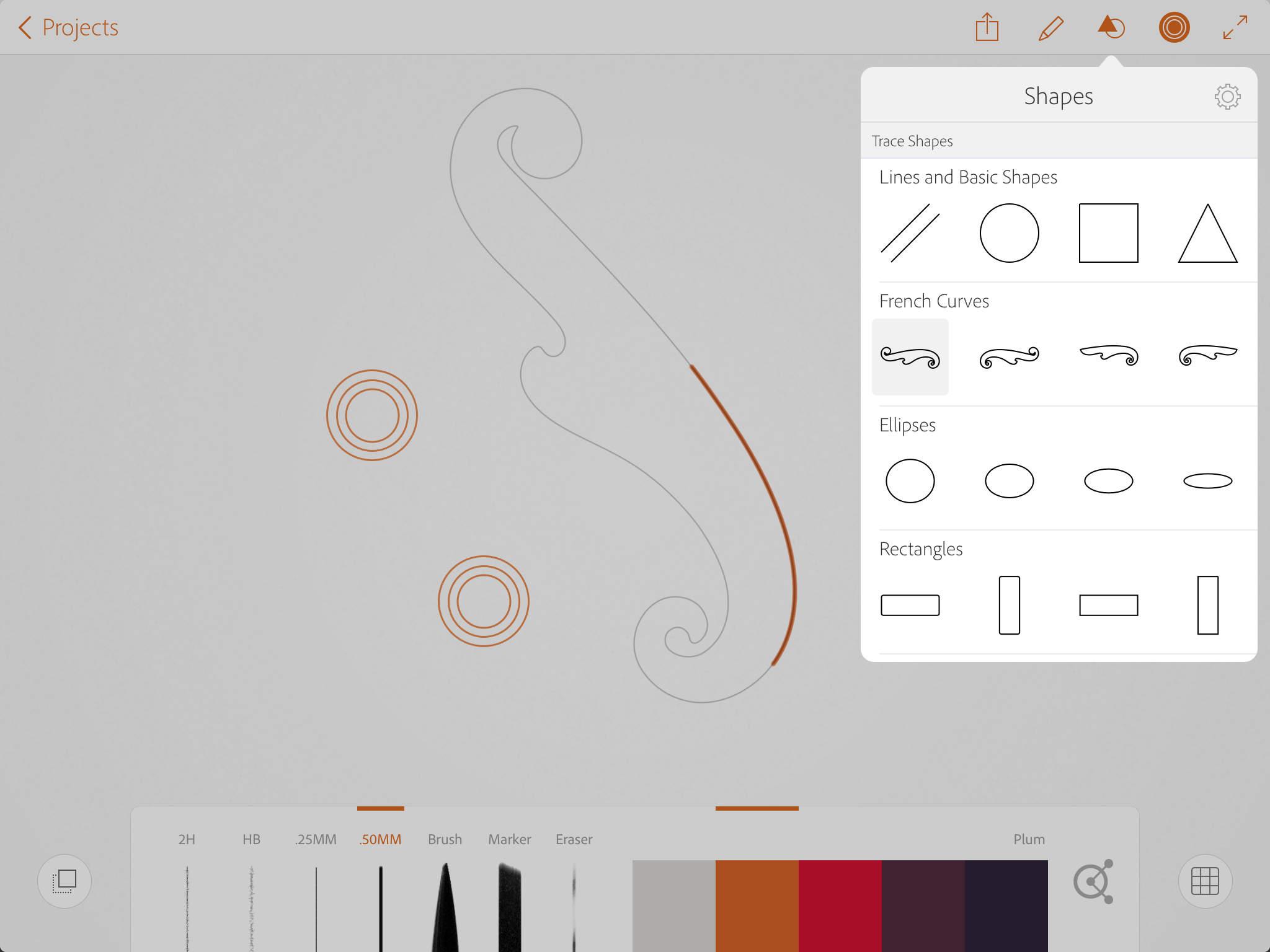 Adobe Illustrator Line screenshot-3