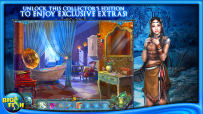 Redemption Cemetery: Bitter Frost - A Hidden Object Puzzle Adventure-3