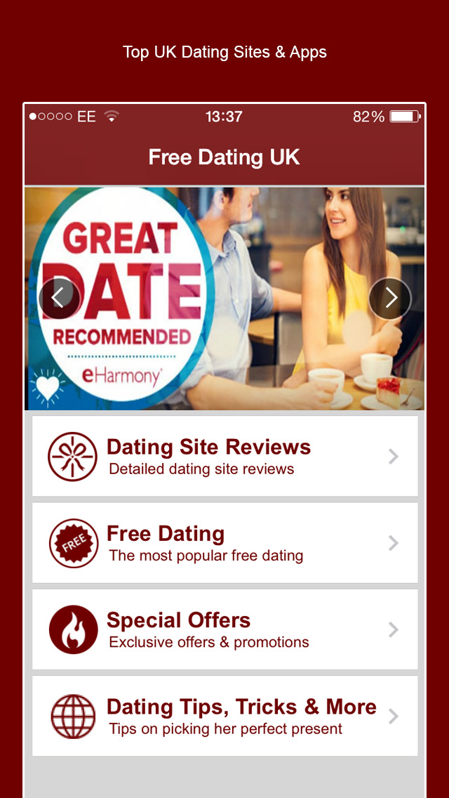 Top 5 free dating apps