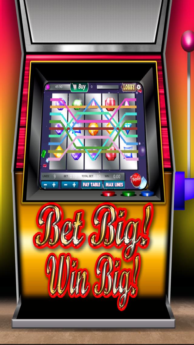 Slot Machine Deluxe Hd