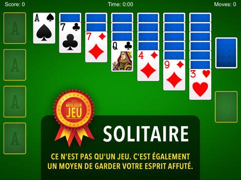 Solitaire ~ Jeu de cartes gratuit (Patience) dans l'App Store