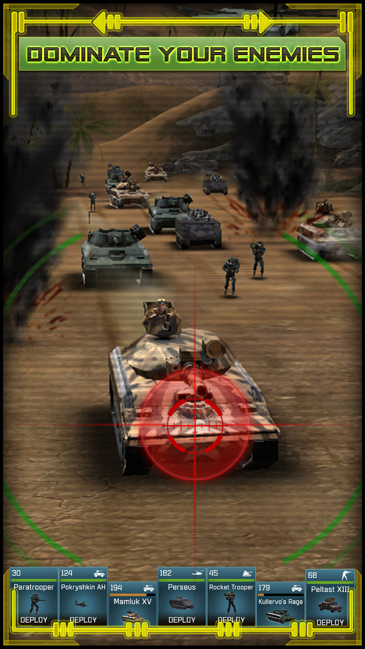 League of War: 3D Strategy Game