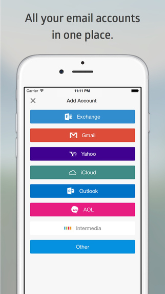 Boxer For Gmail, Outlook, Yahoo, Hotmail, IMAP, and iCloud