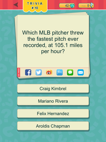 The best sports trivia and quiz apps for iPhone and iPad - appPicker