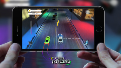 PRO Street Racing Screenshot on iOS