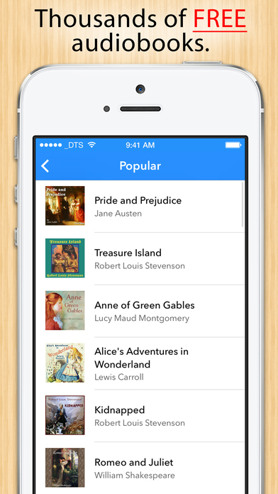 Audiobooks Premium Screenshot 1