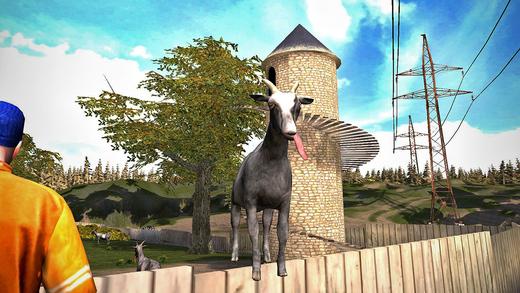Goat Simulator\