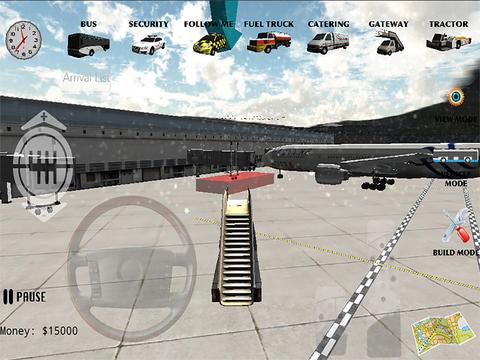 seaport airport traffic simulator - 480×360