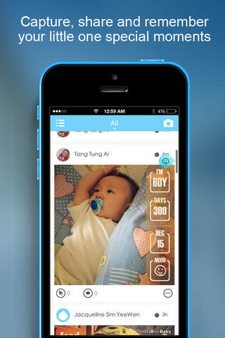 9e277444d3f5 InstaB Pro For Baby - iOS Lifestyle Apps - AppDropp