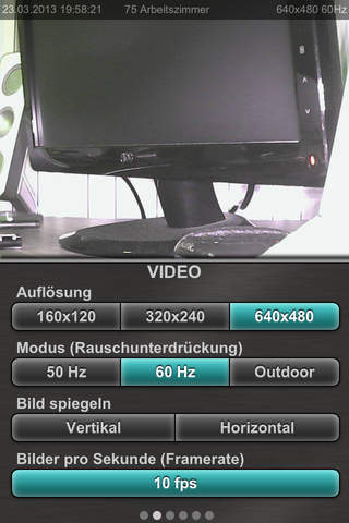 24167494c69e ipCam FC - IP camera surveillance - iOS Utilities Apps - AppDropp