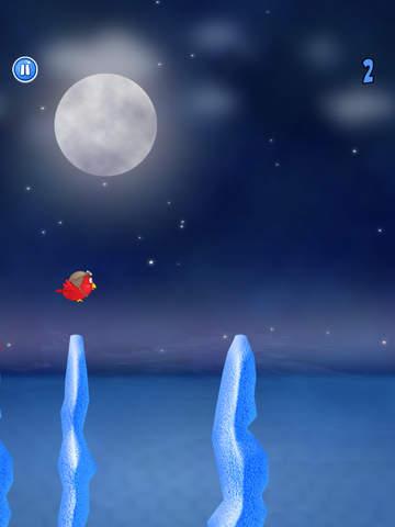 Jumping Fred 4 - Flappy Skippy Bird Jumps & Flaps-ipad-3