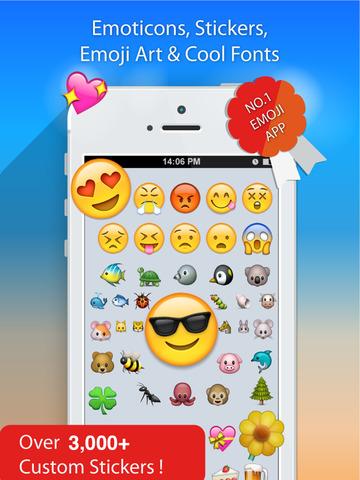 902b9a8988f0 ... Emoji 2 Emoticons Free + Photo Captions Collage - 300+ New Smiley  Symbols   Icons ...