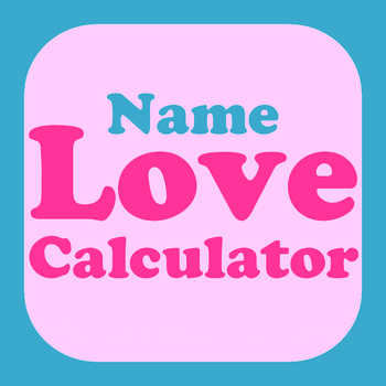 calculation of love in a relationship using names