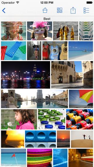 FlickStackr for Flickr Screenshots