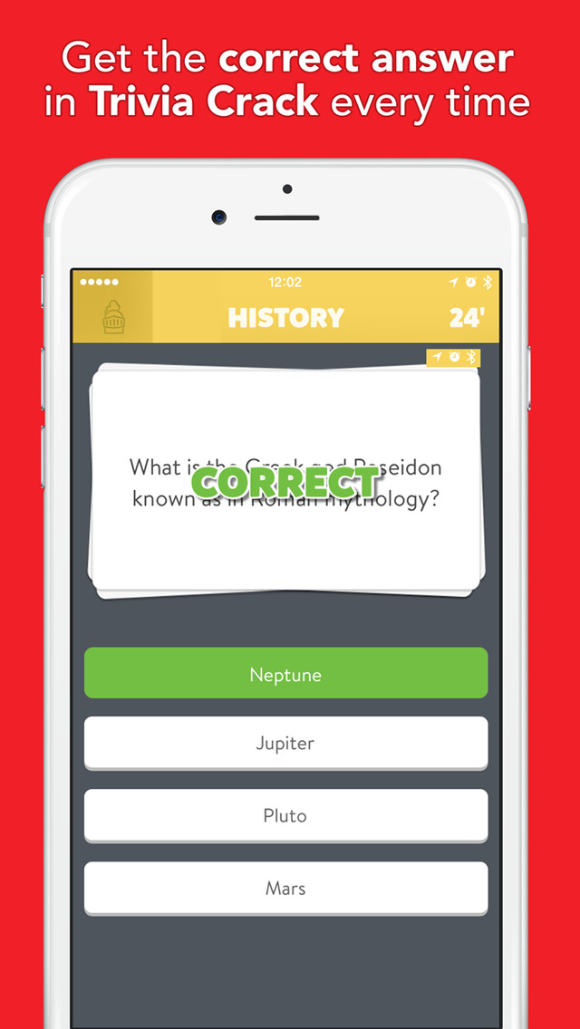 App Shopper: Answers for Trivia Crack - free auto cheat answers to