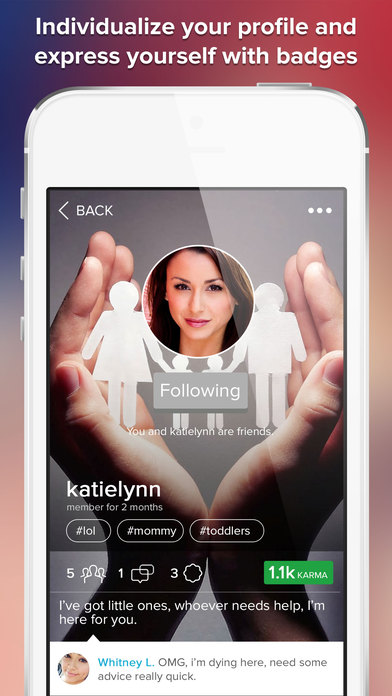1 App to Meet Single Parents