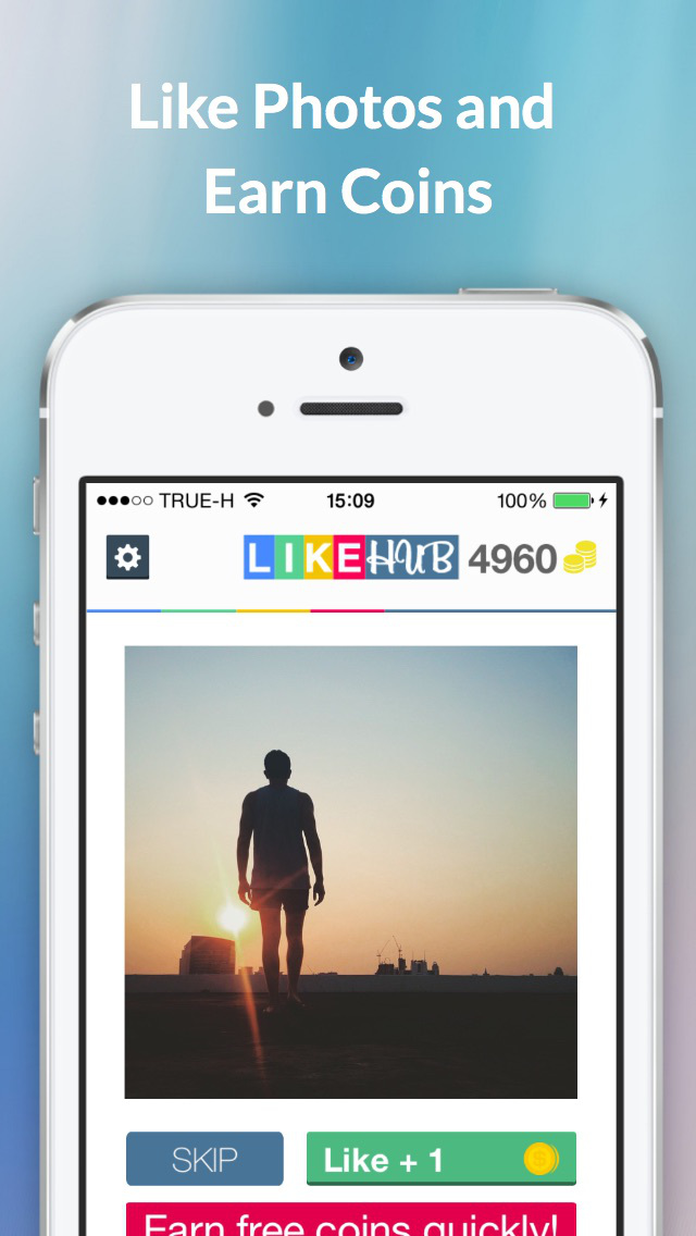 Download LikeHub - Get Likes and Followers for Instagram App Store