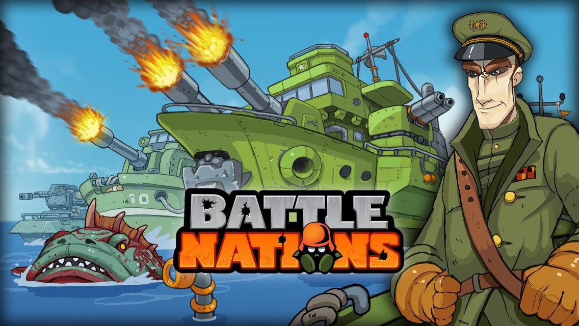 Battle Nations screenshot-4
