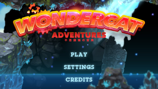 WonderCat Adventures Screenshot