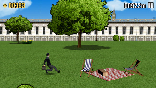 Monty Python's The Ministry of Silly Walks Screenshot