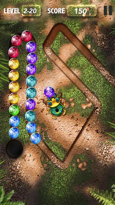Marble Blast - Zuma Classic Bubble Shooter Games