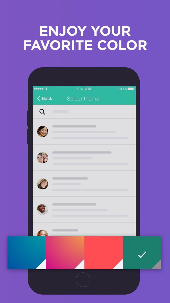 Yahoo Mail - Keeps You Organized! Screenshot