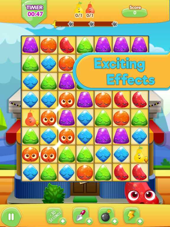 App Shopper: Jelly Candy Boom - A Match 3 Puzzle Game (Games)