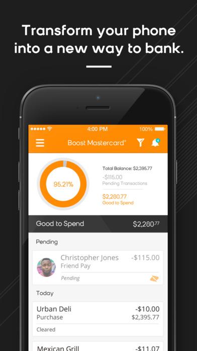 Boost Mobile Wallet - AppRecs