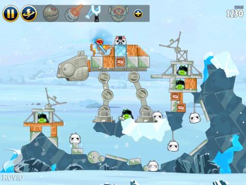 Игры по Звездным Войнам: Временно бесплатно: Angry Birds Star Wars