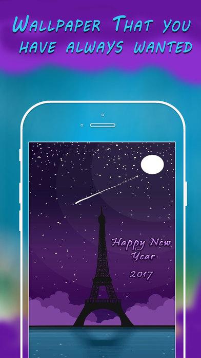 New Year 2018 Wallpapers Pro Screenshots
