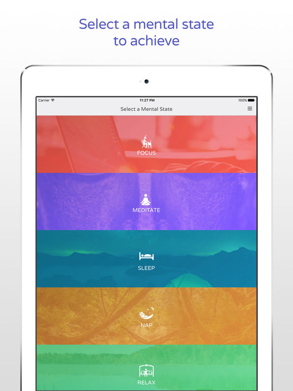 Brain.fm: Music to Focus, Meditate & Sleep Better Screenshot
