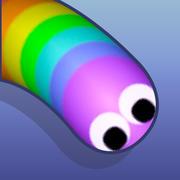 Slither Dash - Rolling Color.IO Snake Flip Game