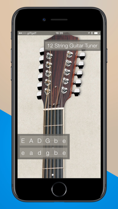 app shopper 12 string guitar tuner utilities. Black Bedroom Furniture Sets. Home Design Ideas