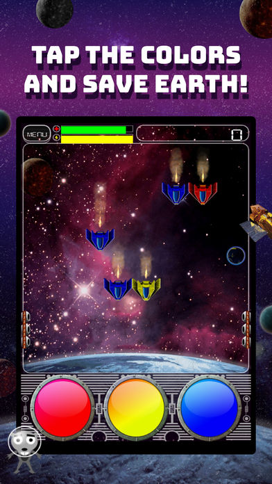 Clash of Colors - Gone Rogue Screenshot on iOS